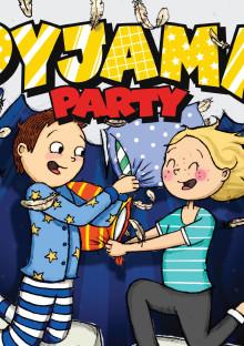 Pyjama Party (Disque & Spectacle pour enfants)